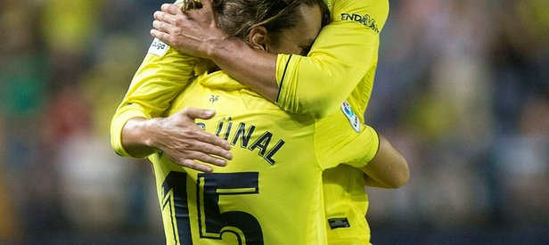 Villarreal post first win of the season, 3-1 over Betis